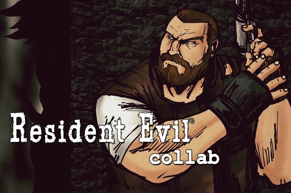 Barry Burton – Resident Evil Collab