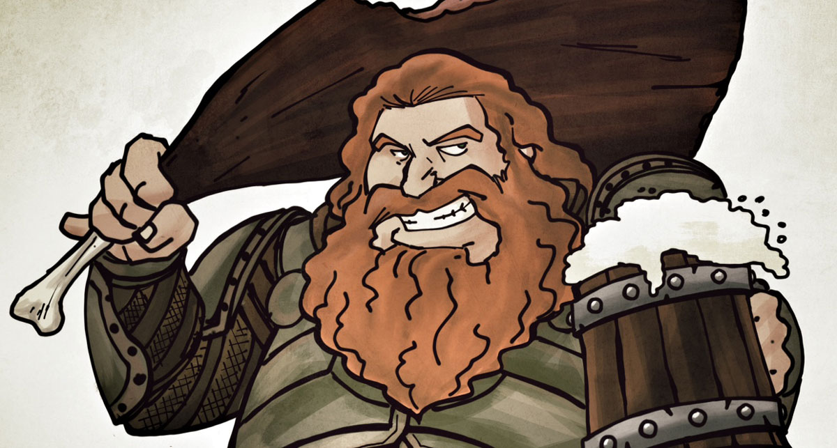 Volstagg – Collab Marvel Phase 2 – Brazilian Tribute