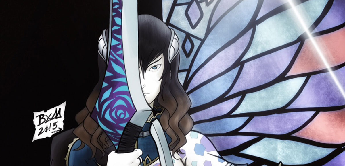 Miriam, de Bloodstained: Ritual of the Night